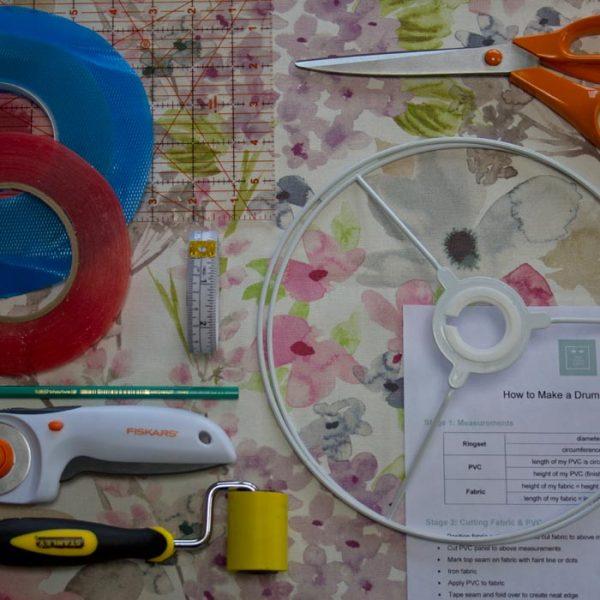 Lampshade Making Tools