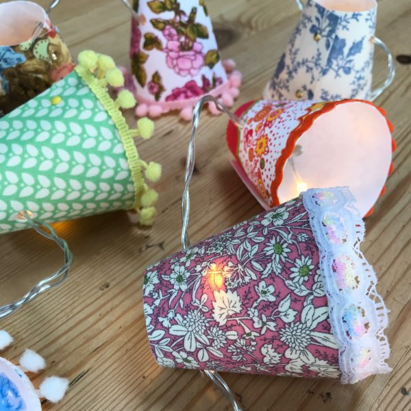 Vintage Mini Lampshades