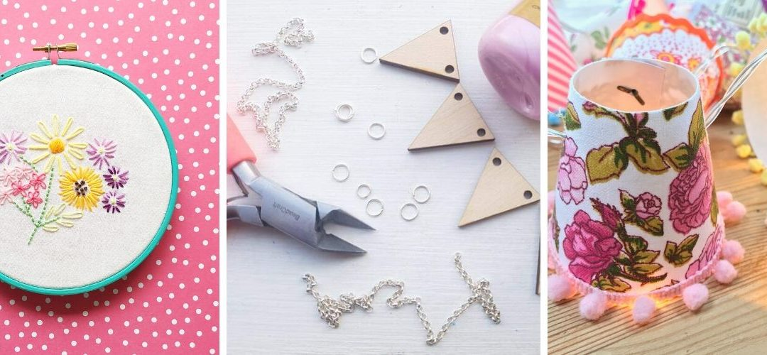 This Mother's Day – gift her a craft workshop